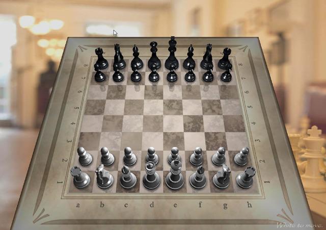 巨人国际象棋图片