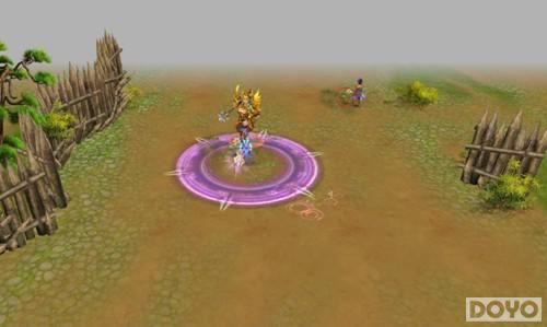 《龙武》5.29公测瓦岗寨速推攻略抡锤子游戏3分钟通关图片