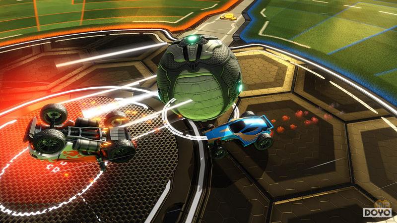 《火箭联盟》将保留原有游戏机制不添加增幅道具