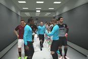 《实况足球2016》4K截图公布 尤文图斯大战罗马
