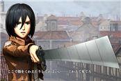 《进击的巨人》最新游戏角色设定和艺术画曝光