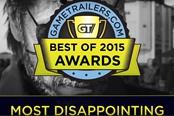 """GT评2015年""""最失望游戏""""和""""跨平台最佳游戏"""""""