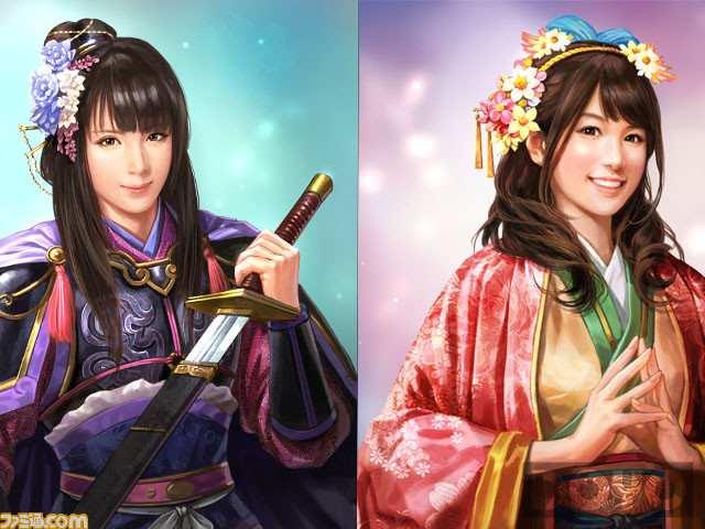 《三国志13》发售特集 两位美女声优头像DLC透露
