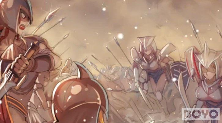 欢呼!大宇新作《天使帝国4》将于2016年中旬上市