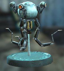 《辐射4》全机器人模型位置及收集攻略_辐射edanse1201图纸心电图片