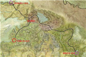 上古世纪东大路贸易 咏唱之地路线攻略