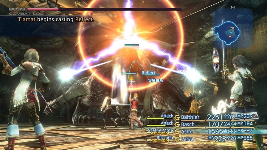 最终幻想12:黄道年代图片