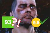 第一感重要?盘点媒体玩家评分差距较大的游戏