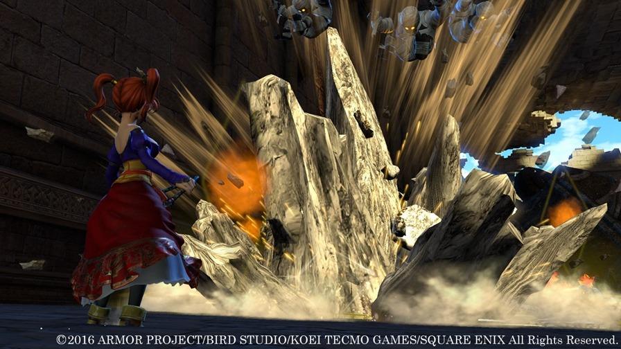 勇者斗恶龙:英雄2图片