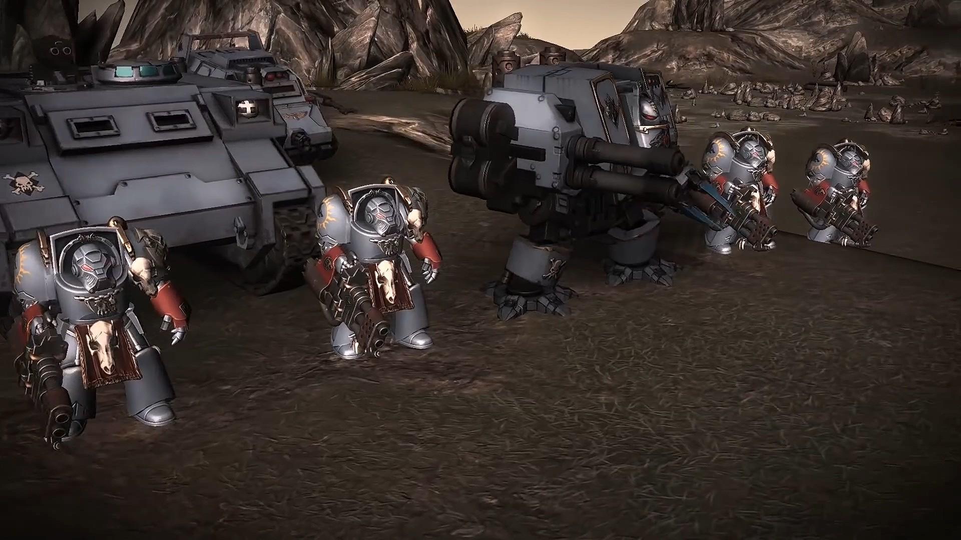《战锤40K:神圣军团》游戏预告新公布 PC独占