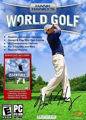 汉克哈尼的世界高尔夫高尔夫游戏高尔夫攻略