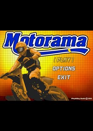摩托越野赛