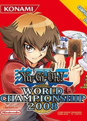 游戏王 世界大赛2008图片