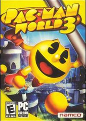 吃豆人的世界3