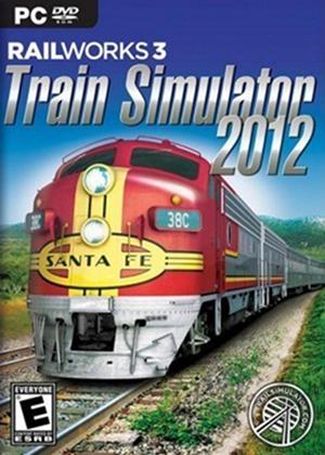铁路工厂3:模拟火车2012