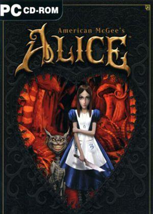爱丽丝梦游魔境