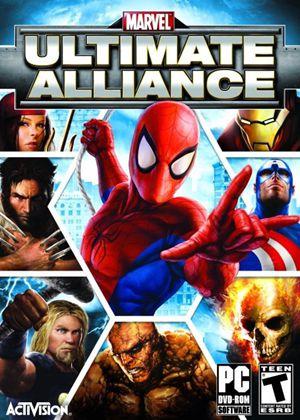 漫画英雄:终极联盟