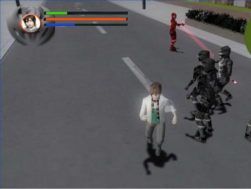 假面骑士Kiva The Game—新修卡之战序章图片