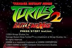 忍者神龟2并肩作战图片