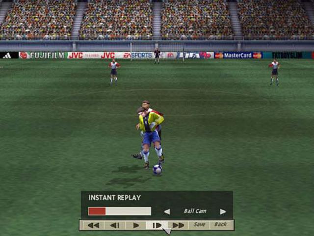 FIFA 99图片