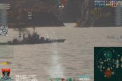 双杀英系7级巡洋舰斐济联合重创海怪