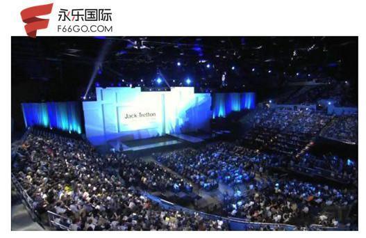 从E3大展到东京电玩展_永乐国际最具影响力游戏展会盘点