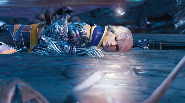 最终幻想:莫比乌斯图片