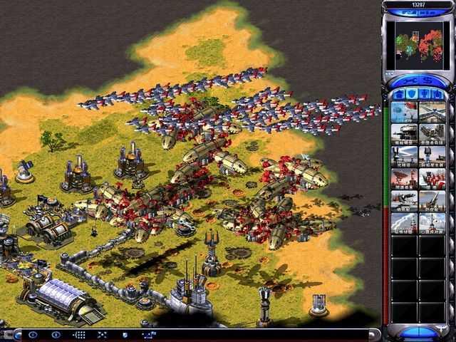 红色警戒2共和国之辉图片