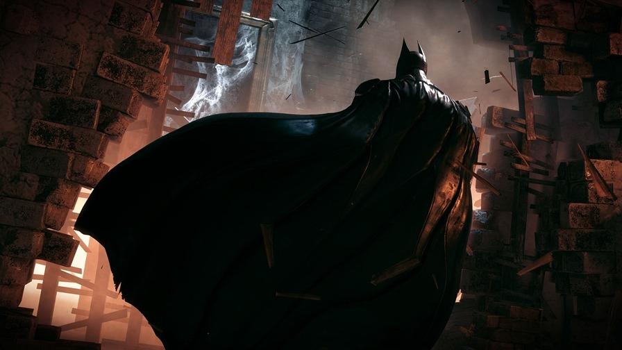 蝙蝠侠:阿甘骑士年度版图片