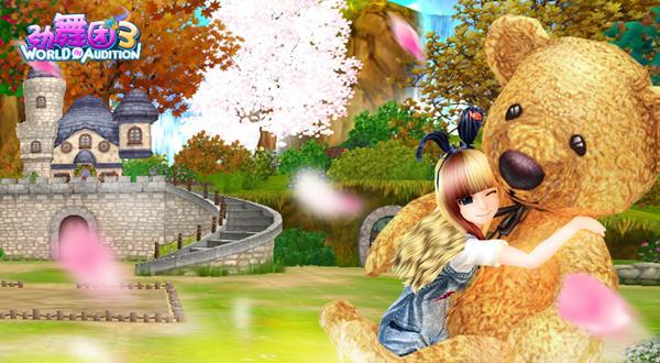 《劲舞团3》玩家为追妹子整箱空格键表决心