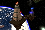 太空激战 《CS:GO》Mod加入虚幻竞技场1999地图