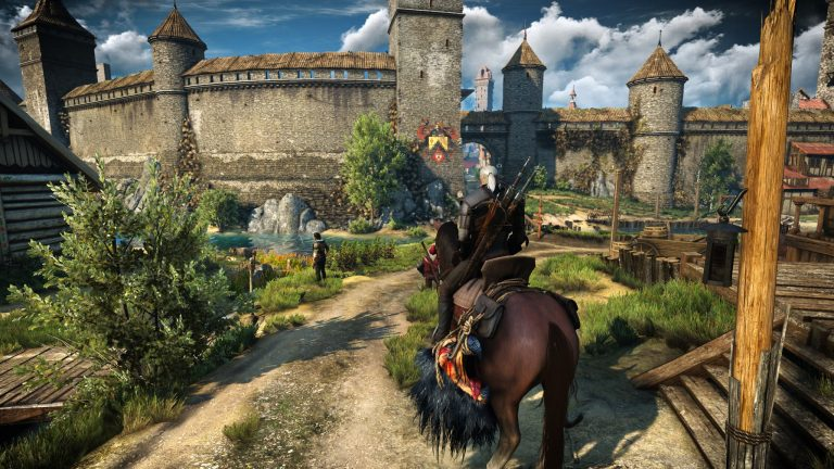 传《巫师3》将登陆Xbox天蝎座 画质增强支持4K