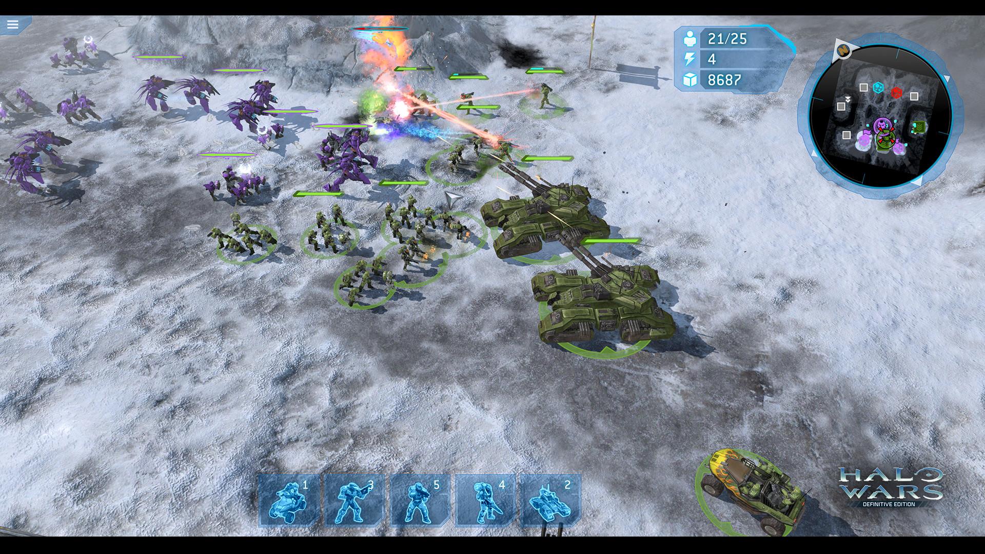 光环战争:终极版图片