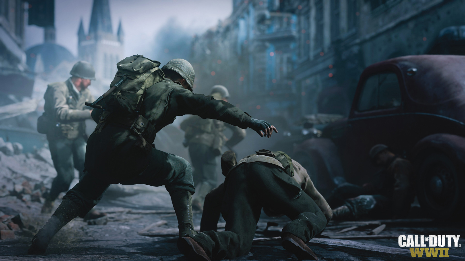 使命召唤14:二战图片