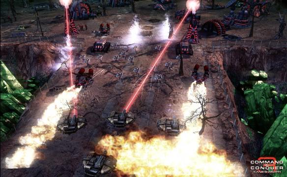 命令与征服:终极版图片
