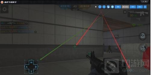穿越火线:枪战王者-电脑版按键怎么设置 模拟器