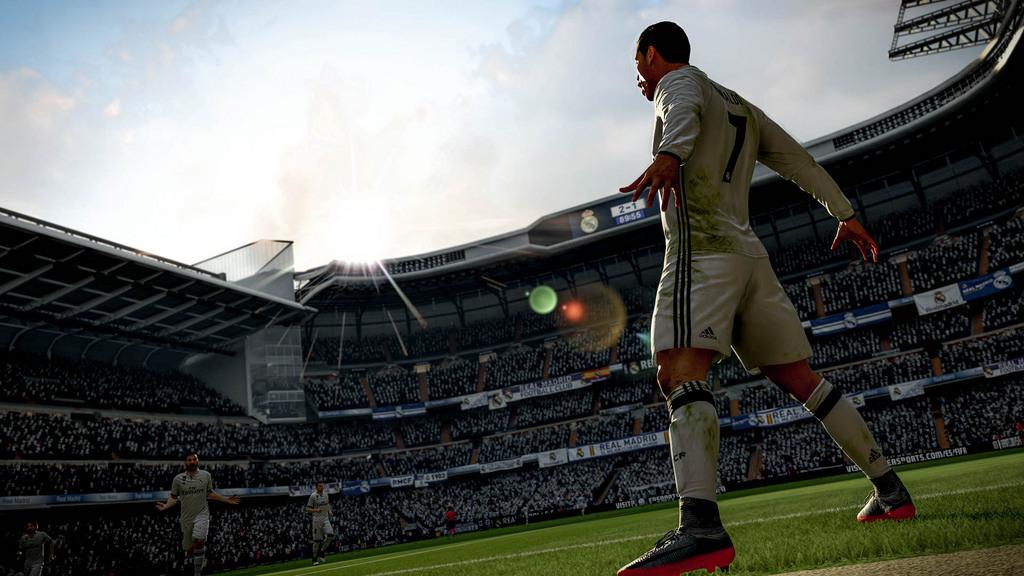 FIFA 18图片