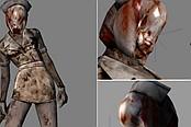 《寂静岭》设计师解释护士设计 其实是婴儿脸!