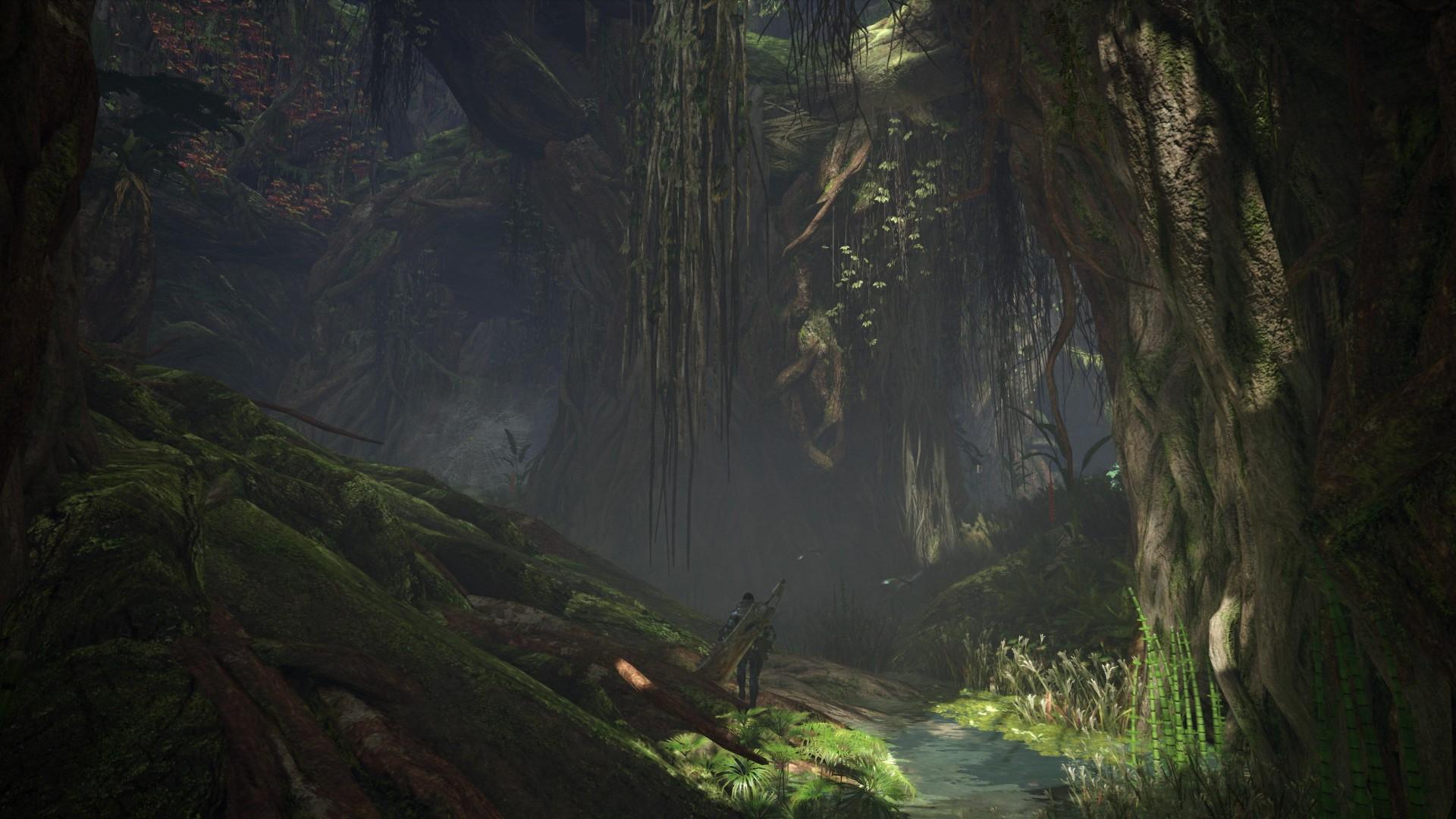 怪物猎人:世界图片
