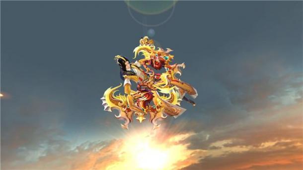 天龙八部手游-六脉攻略来战,《天龙八部手游》青海湖塔尔寺v攻略神剑图片