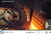《尼尔机械纪元》邪道穿越六脚机械BOSS视频