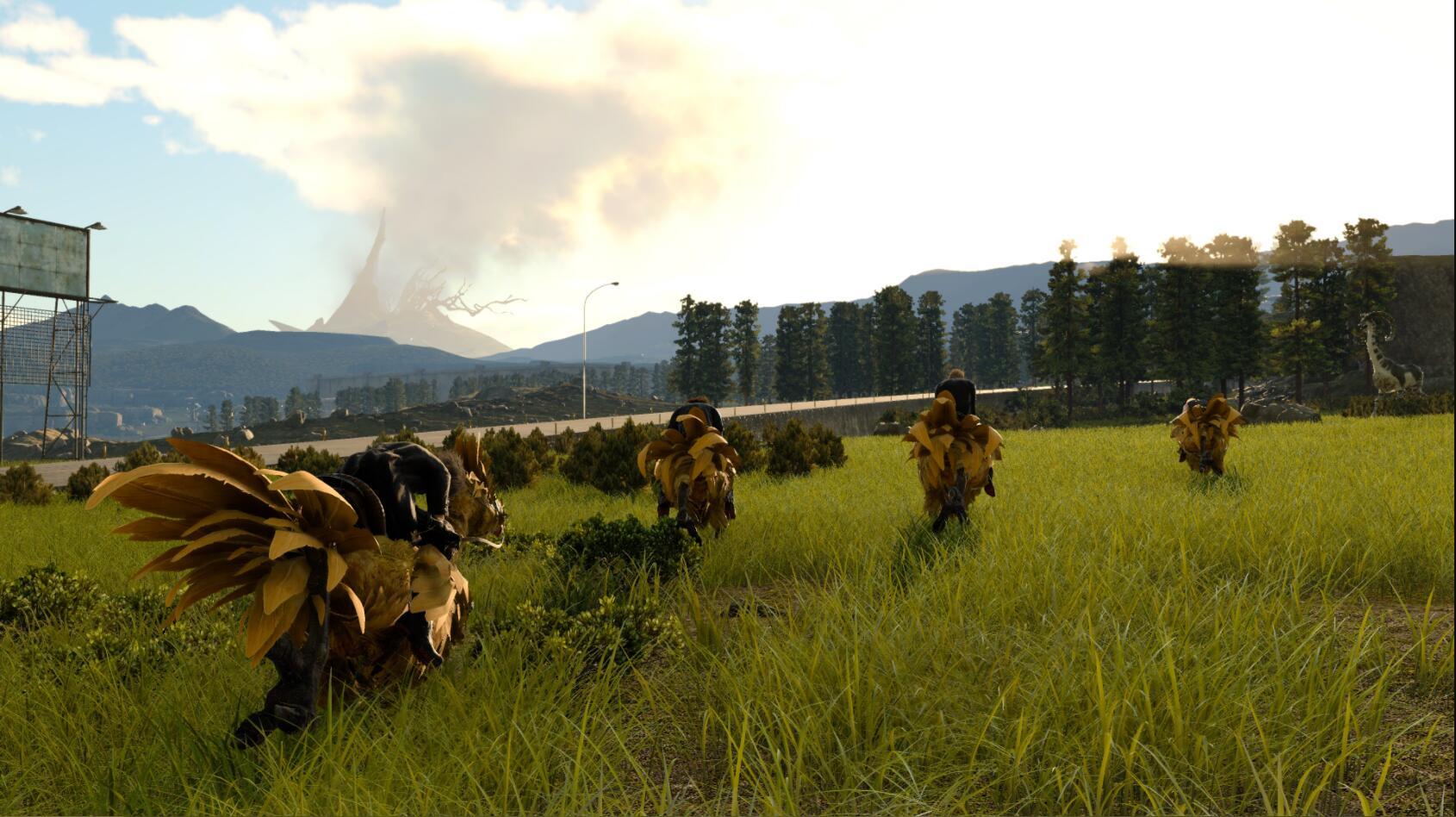 《最终幻想15》PC版操作 针对第一人称重新设计
