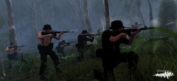 深入丛林恶战 《风起云涌2:越南》澳新军团公布