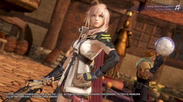 《最终幻想纷争NT》只登陆PS4平台 新主机画面更强