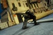 假如《CS:GO》做成格斗游戏 警匪上演动感枪斗术