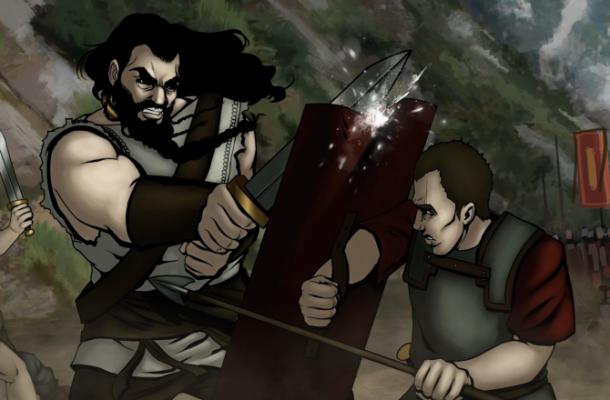策略战争游戏《努曼提亚》新预告 10月25日发售