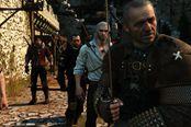 粉丝用新引擎重制《巫师1》序幕 游戏画面大幅…