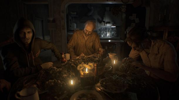 VR恐怖游戏受热捧 30万玩家体验《生化危机7》VR版