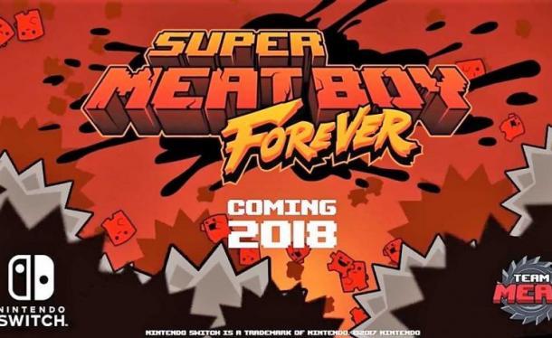 《超级肉食男孩》开发者盛赞Switch:开发很容易