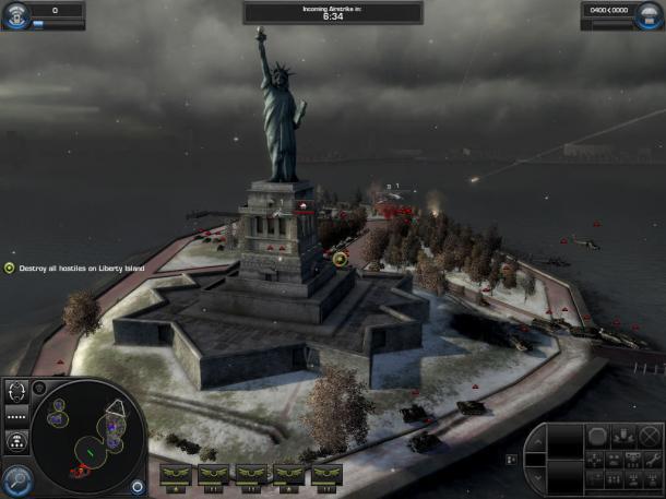 育碧免费送经典RTS游戏《冲突世界》 玩家别错过